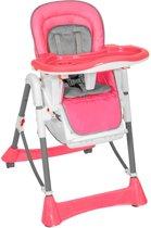 TecTake kinderstoel - babystoel - roze - 400680