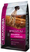 Eukanuba Dog Adult - Working & Endurance - Hondenvoer - 3 kg