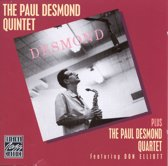 The Paul Desmond Quintet/Quartet