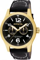 Invicta - I-Force - 10491 - Polshorloge - Zwart