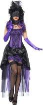 Halloween kostuum dames - Sexy Barones jurkje maat 44/46