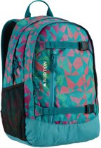 Burton Rugzak Kinderen Youth Dayhiker 20L - Green-Blue Slate Mrs - NA