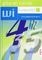 Getal & Ruimte 4 vmbo-KGT deel 1 leerboek