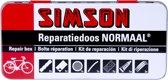 Simson - Fietsreparatieset - 6 delig