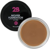 Foundation mousse 01 natural