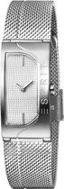 Esprit ES1L045M0015 horloge dames - zilver - edelstaal