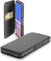 Cellularline Samsung Galaxy S10 Flip case - Zwart