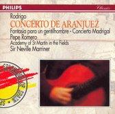 Rodrigo: Concierto de Aranjuez, etc / Romero, Marriner
