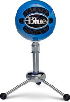 Blue Microphones Snowball Microfoon - Neon Blue