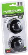 Powerplus POWACG1072 Spoel - 2 stuks  (Ø1,2mm - 2 x 2 m)