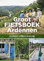 Boek cover Groot fietsboek Ardennen van Gunter Hauspie (Hardcover)