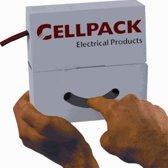 CELP krimpslang SB, polyolefine (PO-X), grijs, le 40000mm, warmkrimp