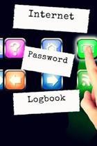 Internet Password Logbook
