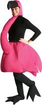 Flamingo kostuum - Carnavalskleding mannen/vrouwen - onesize
