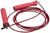 Lifemaxx functional speed rope l 300 cm l rood