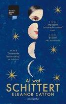 Boek cover Al wat schittert van Eleanor Catton (Onbekend)