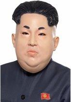 Kim Jong Un masker voor volwassenen - verkleedmasker