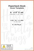 Hustle For The Pretty Things: Hustle For The Pretty Things Gift 6x9 Journal Gift Notebook with 125 Lined Pages