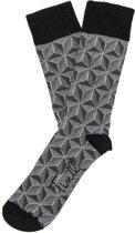 Tintl socks | Black & White - Dublin (maat 36-40)