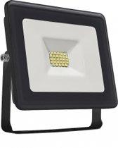 10W SMD LED Schijnwerper Warm Wit 850 Lumen - Zwart