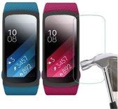 5X Screenprotector Voor Samsung Gear Fit 2 - Screen Bescherming Protector