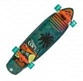 Volten Longboard Paneo Cruiser Multicolor