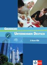Unternehmen Deutsch Grundkurs Audio-cd (2x)