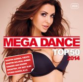 Mega Dance Top 50 - 2014