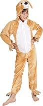 Kinderkostuum Hond Pluche - Maat 140