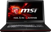 MSI GE72 6QC-022NL - Gaming Laptop