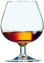 Chef&Sommelier Cabernet Cognac - Rond - 25 cl - Helder - 6 stuks