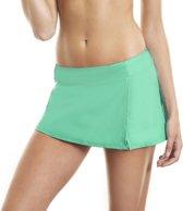 Cabana Life UV beschermend Zwemrokje Dames - Aqua groen - Maat 42 (L)