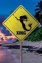 Mermaid Crossing Journal