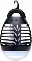ZAWAdeals Mosquito killer - USB-LED verlichting met electrische vliegenvanger - UV Vliegenlamp - Insectenverdelger - Vliegenvanger - Muggenvanger LED Lamp - ideaal voor terras of camping USB oplaadbaar