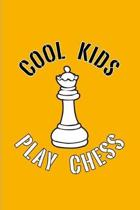 Cool Kids Play Chess: Chess Queen Piece 2020 Planner - Weekly & Monthly Pocket Calendar - 6x9 Softcover Organizer - For Player & Nerds Fans
