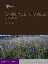 Charte constitutionnelle de 1814