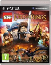 LEGO: Lord Of The Rings - PS3