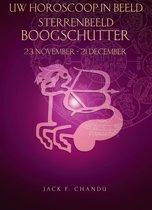 Uw horoscoop in beeld: sterrenbeeld Boogschutter