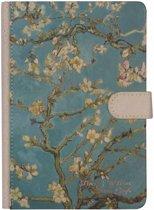 D1373-1 Dreamnotes notitieboek Van Gogh 19 x 13 cm blauw