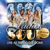 CD cover van Ladies Of Soul - Live At The Ziggo Dome 2019 (2CD+DVD) van Ladies Of Soul