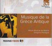 Musique de la Grece Antique / Paniagua, Atrium Musicae