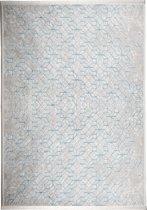 Zuiver Yenga - Vloerkleed - Blauw - 160x230cm