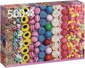 Snoepjes - Puzzel 500 stukjes