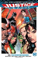Justice league Hc01. de uitroeimachines (herboren)