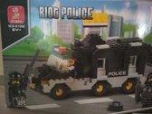 Sluban bouwdoos politie