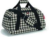 Reisenthel activitybag Sporttas Reistas - Polyester - 35L - Fifties Black Zwart