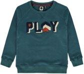 Tumble 'n Dry  Jongens Sweater Osmel - aegean - Maat 110