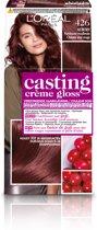 L'Oréal Paris Casting Crème Gloss 426 - Auburn - Semi-Permanent Haarkleuring