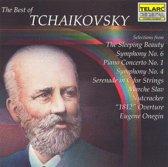 The Best of Tchaikovsky / Mackerras, Zinman, Slatkin, et al