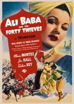 Ali Baba And The Forty Thieves (dvd)